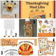 Decor Thanksgiving Table Decorations Kids Make