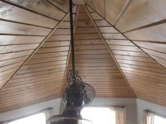 Decor Tips Inspiring Shiplap Ceilings Ceiling Beams