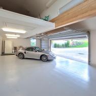Decorate Impressive Garage Interior Designs Aprar
