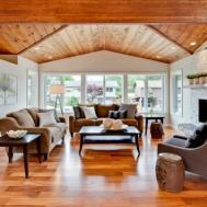 Decorate Slanted Ceilings Interior Designs