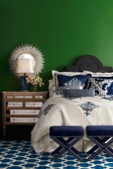Decorating Emerald Green Ideas
