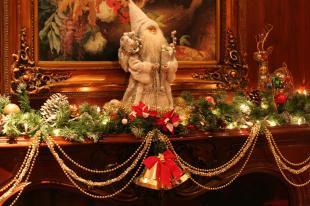 Decoration Home Design Modern Christmas Decor 2014