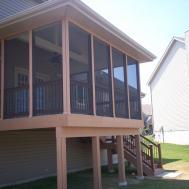 Decorations Design Concept Enclosed Porch Ideas Plus