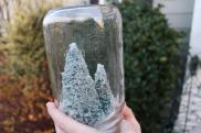 Decorations Mason Jar Snow Globes Diy Christmas