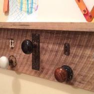 Decorative Coat Rack Found Objects Hometalk