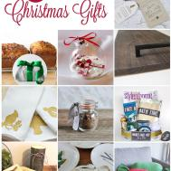 Decorative Tray Diy Christmas Gift Blog Hop