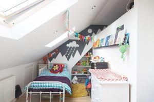 Delightful Kids Rooms Skylights