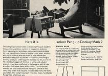 Design Classic Stories Isokon Penguin Donkey Mark