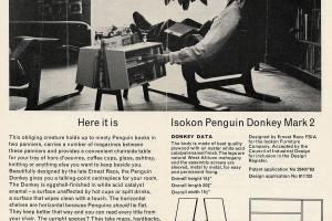 Design Classic Stories Isokon Penguin Donkey Mark