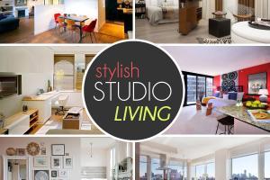 Design Lover Guide Stylish Studio Living2014
