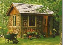 Design Own Garden Shed House Beautiful