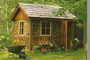 Design Own Garden Shed House Beautiful