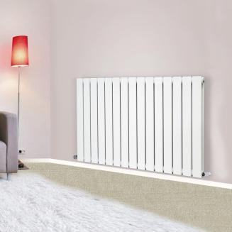 Designer Flat Panel Double Column Radiator Bathroom