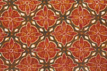 Detail Batik Design Indonesia Stock