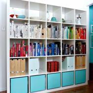 Different Ways Style Versatile Expedit Shelf