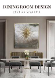 Dining Room Design Home Living 2018