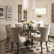Dining Small Luxury Room Interior Design Ideas