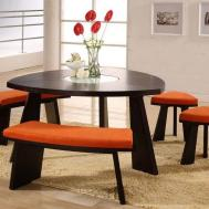 Dining Tables Bench Kitchen Round