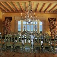Diningroom Stunning Moroccan Dining Room Showstopper