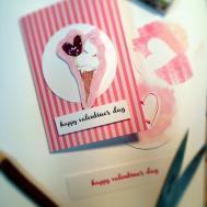Dinks Diy Valentine Day Cards