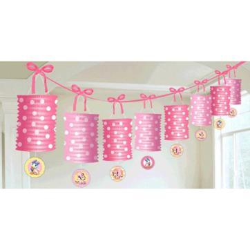 Disney Baby Minnie Mouse 1st Birthday Party Paper Lantern