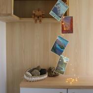 Display Your Favorite Travel Postcards Diy