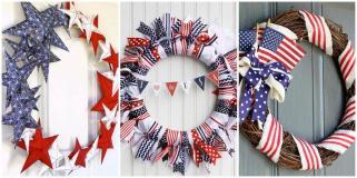 Diy 4th July Wreaths Dress Your Front Door