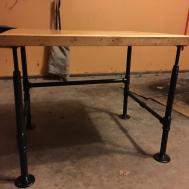 Diy Adjustable Height Desk Donttouchthespikes