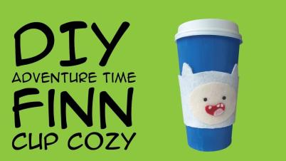 Diy Adventure Time Finn Cup Cozy Fandom