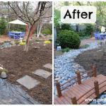 Diy Backyard Makeover Ideas Garden Design Landscape