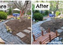 Diy Backyard Makeover Ideas Garden Design Landscape