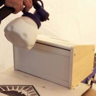 Diy Bread Box Makeover Love Create Celebrate