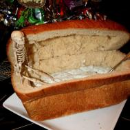 Diy Bread Coffin Dip Archives Diyhalloweencrafts
