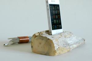 Diy Charging Station Handmade Your Gadgets