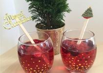 Diy Christmas Cocktail Festive Stir Sticks Falon