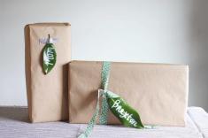 Diy Christmas Gift Wrap Ideas Cheap Easy