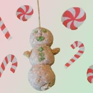 Diy Christmas Snowman Birds Rodents