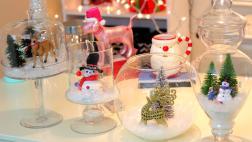 Diy Christmas Winter Room Decor Jars Cheap
