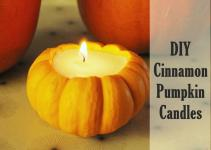 Diy Cinnamon Pumpkin Candle Create Fall Favorite Aroma
