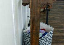 Diy Coat Rack Rustic Tradingbasis