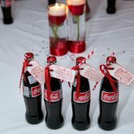 Diy Coca Cola Bottle Wedding Favor Idea Crafty Morning