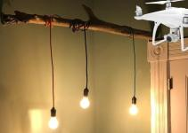 Diy Corner Lamp Create Very Cool Looking