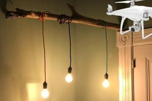 Diy Corner Lamp Create Very Cool Looking