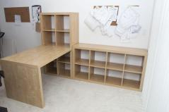 Diy Craft Desk Archives Modern Design Ideas