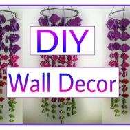 Diy Crafts Make Beautiful Wall Hanging