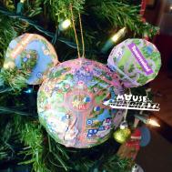 Diy Disney Ornament Ideas Mouse Monorail