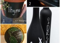 Diy Don Chalkboard Paint Projects