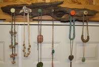 Diy Driftwood Glam Jewelry Holder Adventures Middle