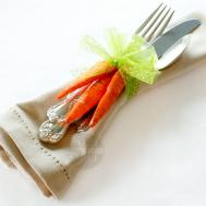 Diy Easter Cor Napkin Rings Paint Yourself Smile