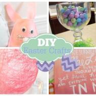 Diy Easter Crafts Decor Courtney Lundquist